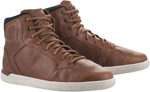 Alpinestars J-CULT Street Riding Shoes (Brown)