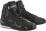 Alpinestars FASTER-3 Street Riding Shoes (Black)