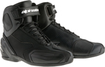 Alpinestars SP-1 VENTED Road Racing Street Motorcycle Shoes (Black)