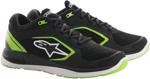 Alpinestars ALLOY Casual Sport Training Shoes (Black/Flo Green)