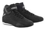 Alpinestars SEKTOR Vented CE Certified Street Riding Shoes (Black)