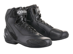 Alpinestars SP-1 V2 CE Certified Street Riding Boots/Shoes (Black/Black)