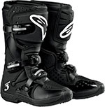 ALPINESTARS Stella Tech 3 Off-Road Boots (Black)