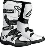 ALPINESTARS Stella Tech 3 Off-Road Boots (White/Black)