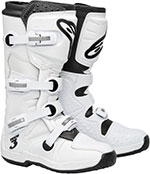 ALPINESTARS Tech 3 Off-Road Boots (White)