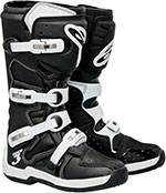 ALPINESTARS Tech 3 Off-Road Boots (Black/White)