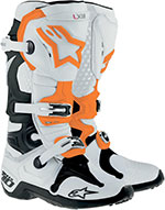 ALPINESTARS Tech 10 Off-Road Boots (Orange)