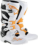 ALPINESTARS Tech 7 Off-Road Boots (Orange)