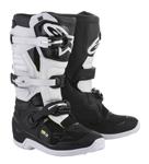 Alpinestars MX/Motocross Stella TECH 3 Boots (Black/White)
