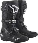 Alpinestars MX Motocross Tech 10 Boots (Black)