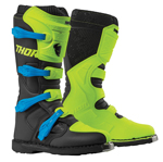 Thor MX Motocross Men's Blitz XP Boots (Flo Acid/Black)