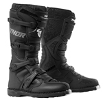 Thor MX Motocross Men's Blitz XP Boots (Black)