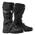 Thor MX Men's Blitz XP ATV Boots (Black)