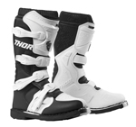 Thor MX Motocross Women's Blitz XP Boots (Black/White)