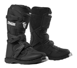 Thor MX Motocross Youth Blitz XP Boots (Black)