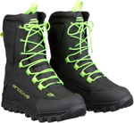 Arctiva ADVANCE Insulated Waterproof Boots (Black/Hi-Viz)