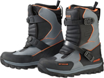 ARCTIVA Snow Snowmobile 2016 MECHANIZED Boots (Black/Grey)