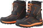 ARCTIVA Snow Snowmobile 2016 COMP Boots (Black/Orange)