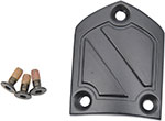 ICON Replacement Heel Plates for Field Armor 2 Boots (Black)