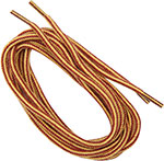 ICON Replacement Boot Laces for 1000 Truant Boots (Brown)