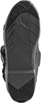 Thor MX Motocross Replacement Outsole Inserts for Thor Radial Boots (Black/Grey)