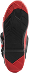 Thor MX Motocross Replacement Outsole Inserts for Thor Radial Boots (Black/Red)