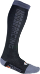 MOOSE Racing MX Motocross Offroad CLASSIC MOTO Over-the-Calf Socks (Black)