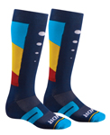 THOR MX Motocross Men's 2017 MOTO Knit Socks (Aktiv)