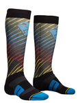 THOR MX Motocross Men's 2018 MOTO SUB Socks (Multi)