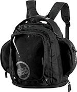 ICON Urban Magnetic Motorcycle Tank Bag / Backpack (Black)