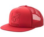 Fly Racing MX Motocross MTB BMX 2018 LUMPER Hat/Cap (Red)