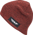 Fly Racing MX Motocross Fitted Beanie (Brick)
