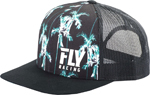 Fly Racing MX Motocross Paradise Hat (Black)