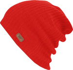 Fly Racing MX Motocross Slouch Beanie (Red)