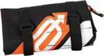 Arctiva Snow Snowmobile TOOL WRAP (Black/Orange)