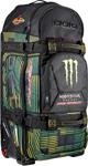Pro Circuit Monster Energy Traveler II Wheeled Gear Bag (Black; Green; Red; Yellow)