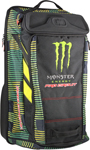 Pro Circuit Monster Energy Recon Wheeled Gear Bag (Black; Green; Yellow)