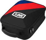 100% MX Motocross Cornerstone Goggle Case (Black/Red)