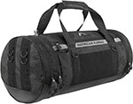 AMERICAN KARGO Motorcycle Duffle Bag w/4 point system (Black)