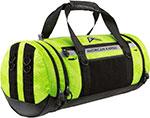 AMERICAN KARGO Motorcycle Duffle Bag w/4 point system (Hi-Viz)