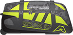 AMERICAN KARGO Large Gear Roller Bag (Hi-Viz)