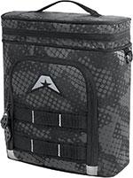AMERICAN KARGO Triple Goggle Shuttle Bag (Black)