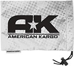 AMERICAN KARGO Goggle Cinch Bag (White)