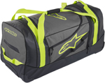Alpinestars KOMODO Travel Gear Bag (Black/Anthracite/Yellow Fluo)