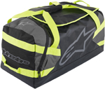 Alpinestars GOANNA Duffle Gear Bag (Black/Anthracite/Yellow Fluo)