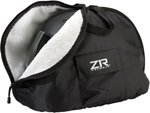 Z1R Plush Sherpa-Lined Helmet Bag (Black)
