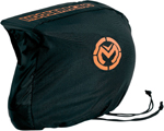 MOOSE Racing MX Motocross Offroad Fleece Helmet Bag (Black)