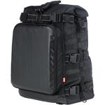 Biltwell Inc EXFIL-80 Motorcycle Luggage Bag (Black)