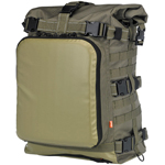 Biltwell Inc EXFIL-80 Motorcycle Luggage Bag (OD Green)