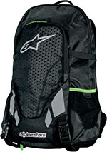 ALPINESTARS Roving Backpack (Black/Green)